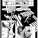 Free Bird page 1 comic by Eli Powell
