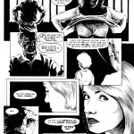 Free Bird page 2 comic by Eli Powell