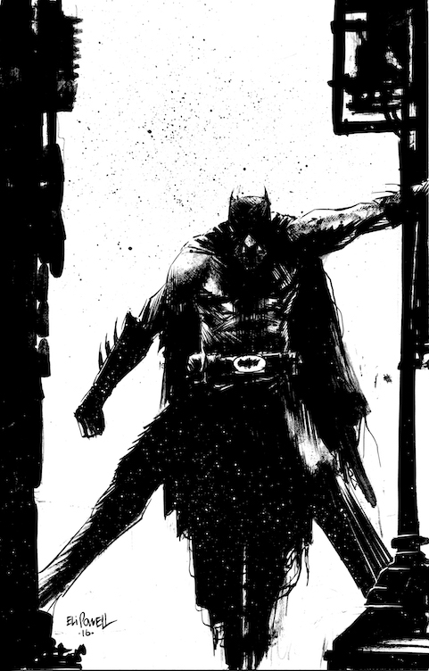 Batman by Eli Powell