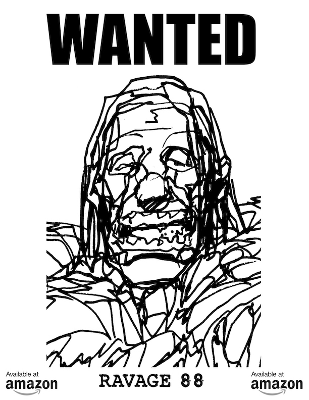 WANTED: Ravage 88